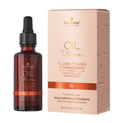 Schwarzkopf Professional Oil Ultime Essential Oil Energizing