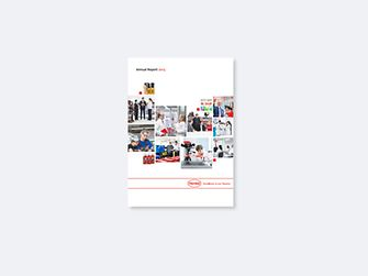 Cover of Annual Report 2013