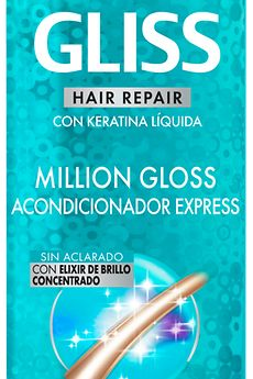 Gliss Million Gloss Acondicionador Express