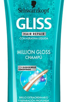 Gliss Million Gloss Champú