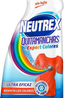Neutrex Quitamanchas Expert Colores
