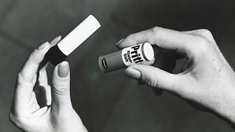 The first ever Pritt glue stick was launched in 1969 and revolutionized the adhesive market.