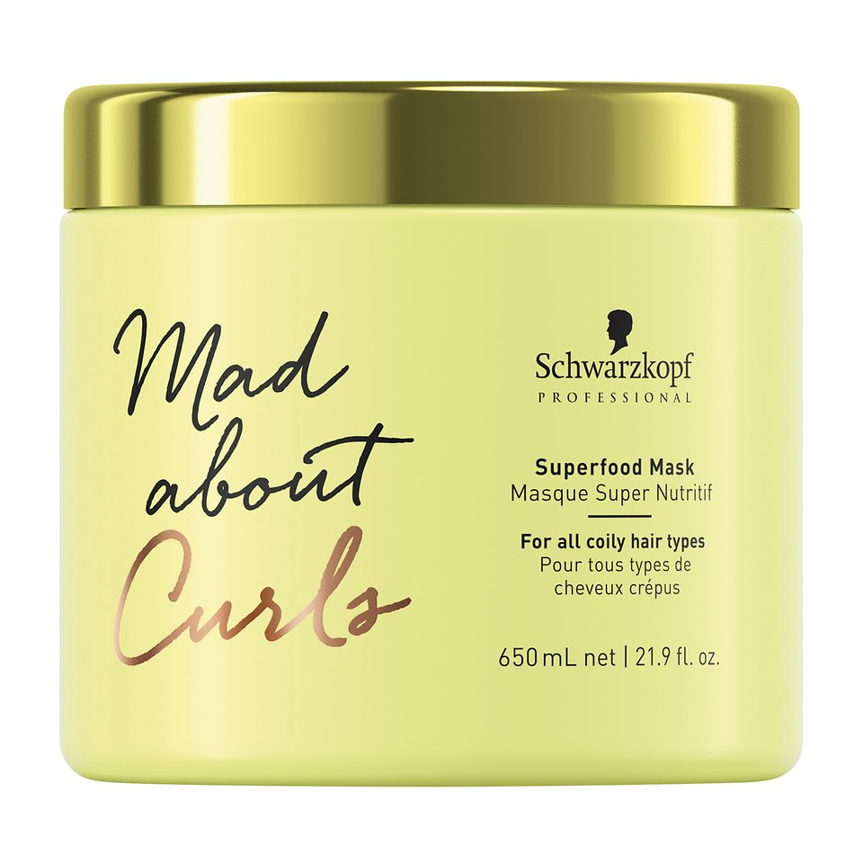 Mad About Curls Máscara Superfood